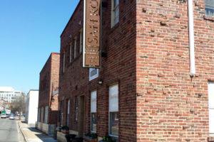 Saffron Dance's studio, where Barre Tech is located