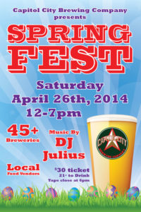SpringFest 2014 Poster