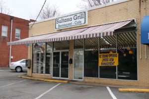 Sultana Grill in Bluemont reopens