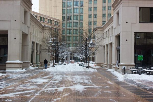 Courthouse Plaza (Flickr pool photo by Keithhall)