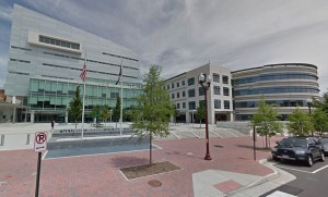 George Mason University's Arlington campus (photo via Google Maps)