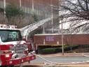 Falls Church office fire