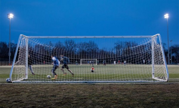 """Sunday Soccer"" (Flickr pool photo by Ddimick)"