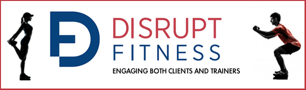 Disrupt Fitness banner