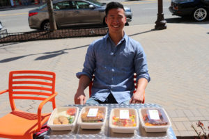 Green Spoon founder Hanson Cheng