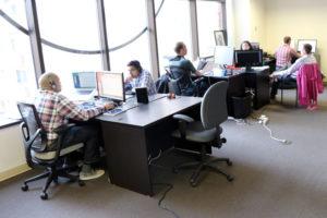 HumanGeo's Ballston offices