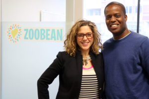 Jordan Lloyd Bookey and Felix Brandon Lloyd of Zoobean