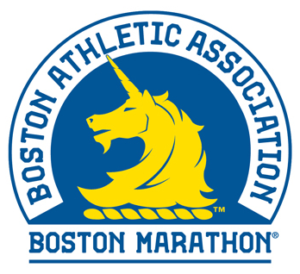 Boston Marathon logo