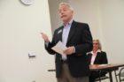 Greg Greeley in the 4/22/14 School Board debate