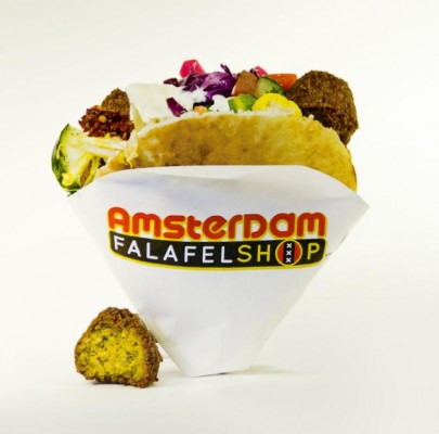 Photo courtesy Amsterdam Falafelshop