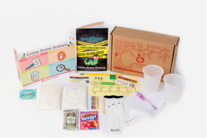 An Appleseed Lane kit with materials