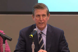 Don Beyer at the 8th District candidates forum, 5/5/14