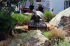 Mermaid Statue in Leeway Overlee taken down