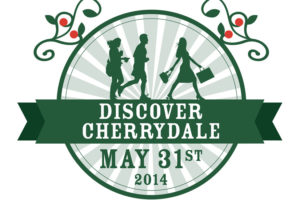 Discover Cherrydale logo