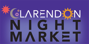 Clarendon Night Market logo