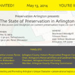 State of Preservation flyer
