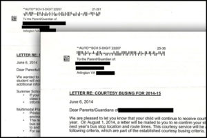 APS sends name mistake in busing letter to parents