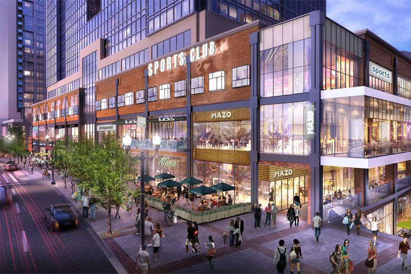 New Apartments Town Center Planned For Revamped Ballston Mall Arlnow Com