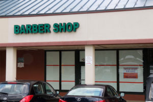 Harrison Barber Shop closes in the Lee-Harrison Shopping Center
