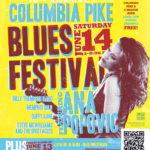 BluesFest 2014 logo