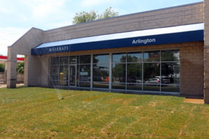 Maserati dealership coming to S. Glebe Road