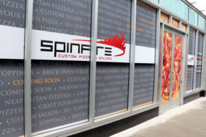 Spinfire Pizza coming to Rosslyn