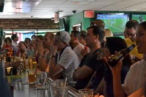 U.S. Soccer fans gather at Summer's Restaurant 06/26/14