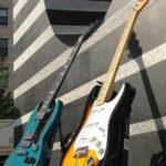 Guitars at Penrose
