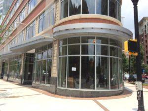 3001 Washington Blvd retail space