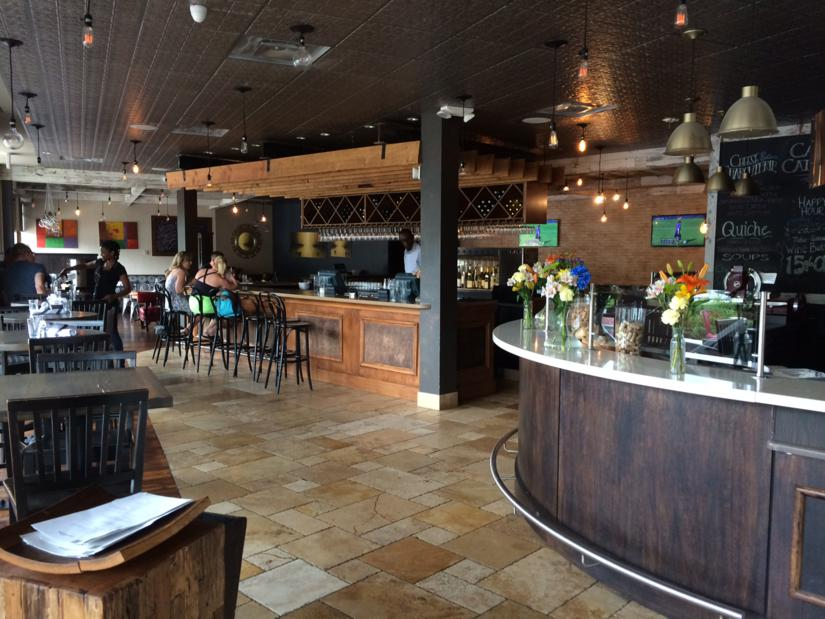 Updated cafe caturra may close reopen as tazza kitchen for Tazza kitchen