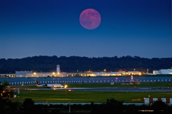 SuperMoon on 7/12/14 (Flickr pool photo by Joseph Gruber)