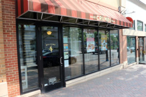 Crumbs in Clarendon closes