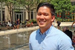Hopsak Founder Josh Chao