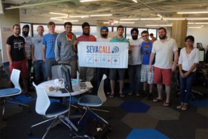 The SevaCall team