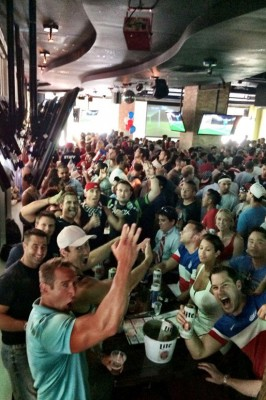 A-Town Bar & Grill (photo courtesy Scott Parker)