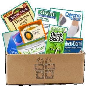 Better Health Box's diabetes box