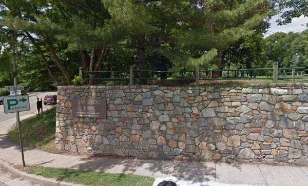 Oak Grove Park (photo via Google Maps)