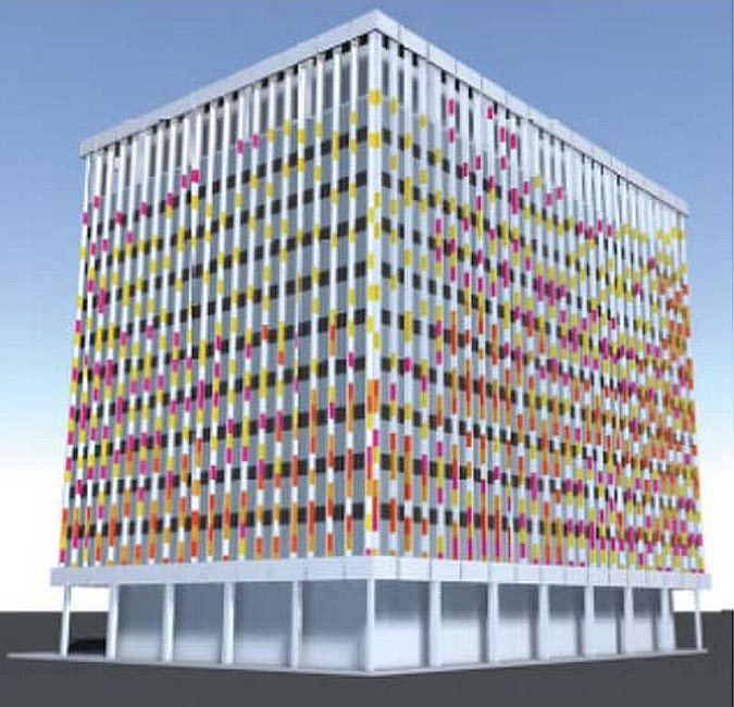 Conversion Of Office Building To Micro-Unit Apartments