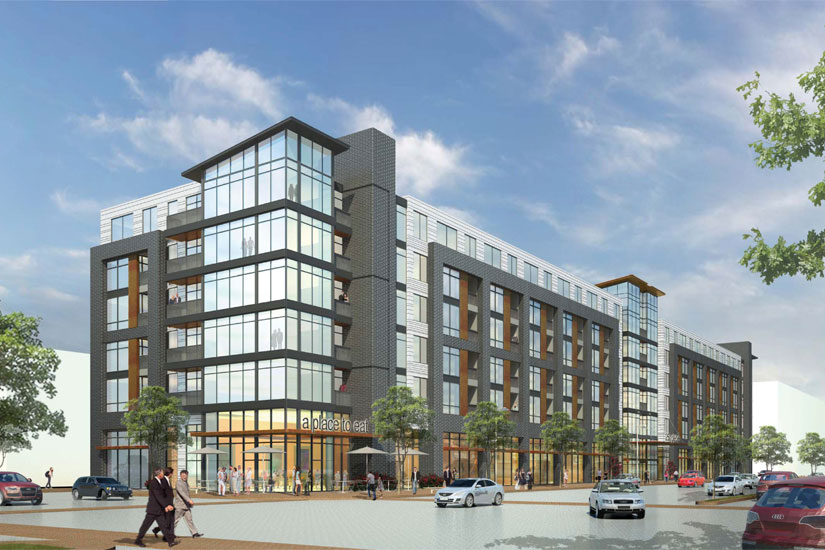 New Apartments Planned for Glebe Road in Ballston | ARLnow.com