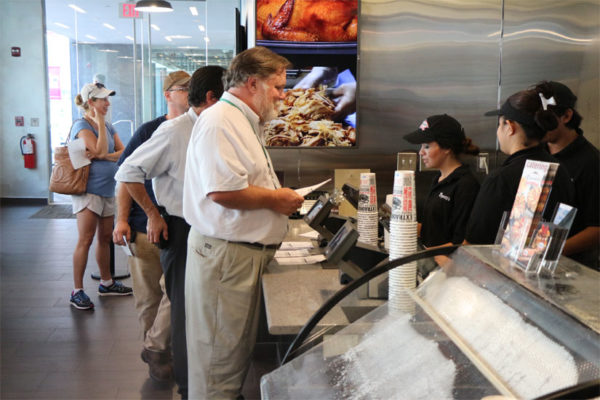 Capriotti's in Rosslyn holds a soft opening 8/20/14