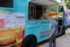 The new Miami Vice Burgers food  truck