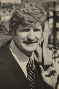An early photo of Jim Moran, before his years in Congress (photo courtesy Moran's office)