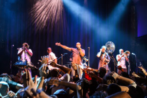 Rebirth Brass Band (photo via Rebirth Brass Band)