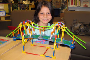 An Arlington Public Library engineering STEM kit (Photo courtesy Arlington Public Library)