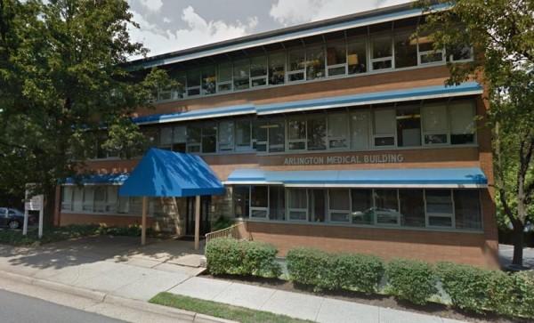 Arlington Medical Building at 5275 Lee Highway (Photo via Google Maps)
