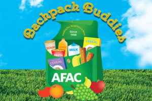 AFAC Backpack Buddies
