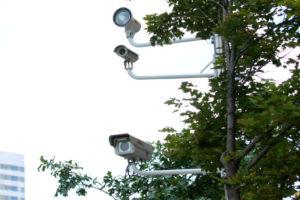 Red light cameras in Rosslyn