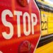 "Cameras will be installed on school bus stop sign ""arms."" (photo via Flickr/madame_furie)"