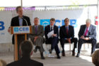 Officials break ground on CEB Tower in Rosslyn