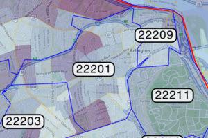 ZIP code map (image via City-Data)